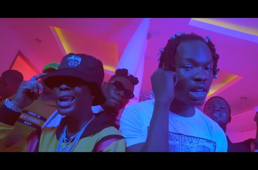 [AUDIO +VIDEO] Candy Bleakz ft. Zlatan X Naira Marley – Owo Osu