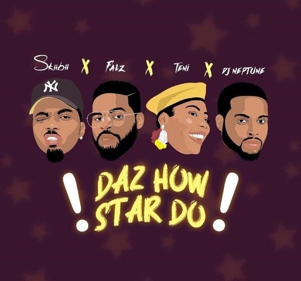 [Instrumental] Skiibii – Daz How Star Do Ft. Falz X Teni X Dj Neptune