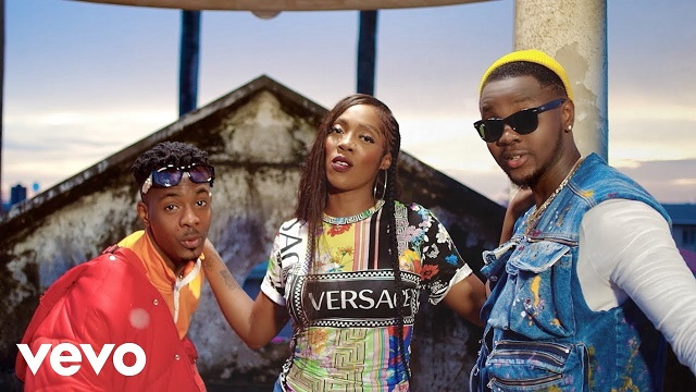 VIDEO : Young Jonn ft. Tiwa Savage X Kizz Daniel – Ello Baby