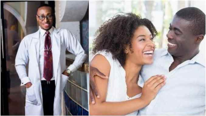 Saliva is not a lubricant! - Doctor warns against it use during s3x