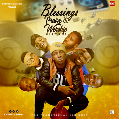 Blessings Praise and Worship Mixtape