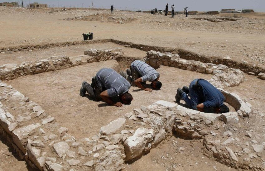 [WOW] Mosque built 1,200 years ago found in Israel birthplace of Jesus