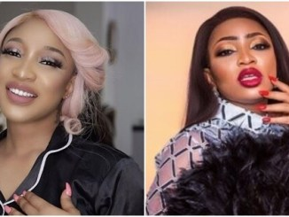 Tonto Dikeh shades ex-friend who received 3 million naira from her ex husband Churchill