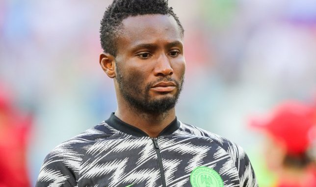 [WOW] Mikel Obi announce his retirement from National football