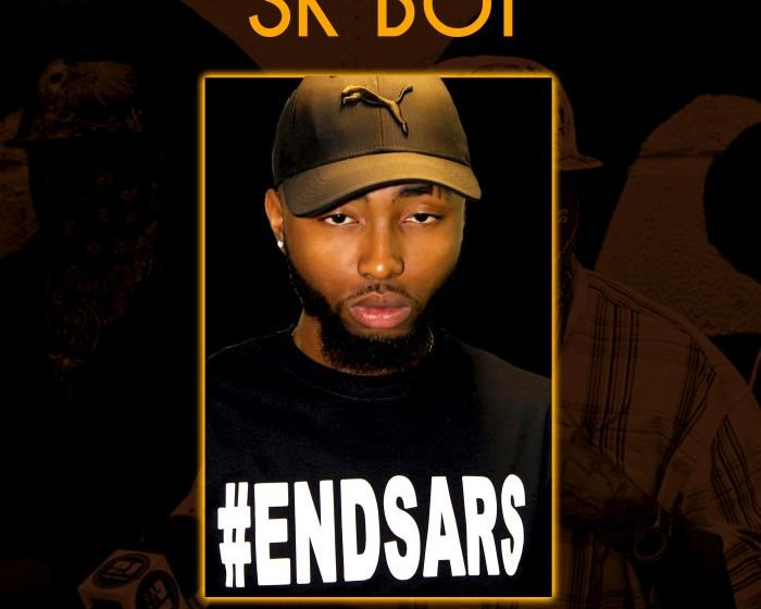 [AUDIO & VIDEO] SK Boi – #EndSars Freestyle