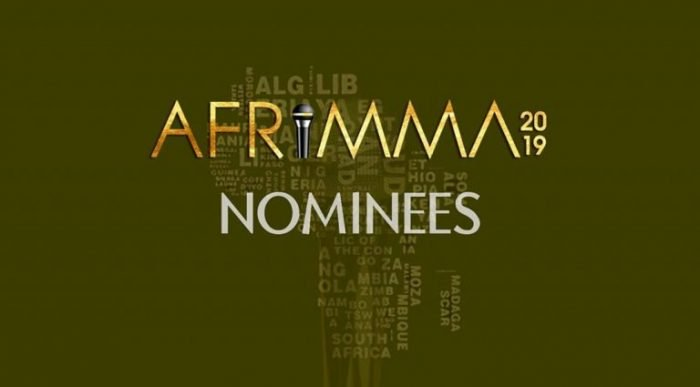 AFRIMMA 2019 : Vote for your favorite Music Artist[HERE]