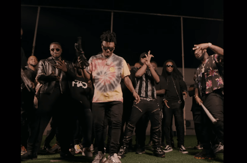 VIDEO : Davido X Mayorkun X Dremo – On God