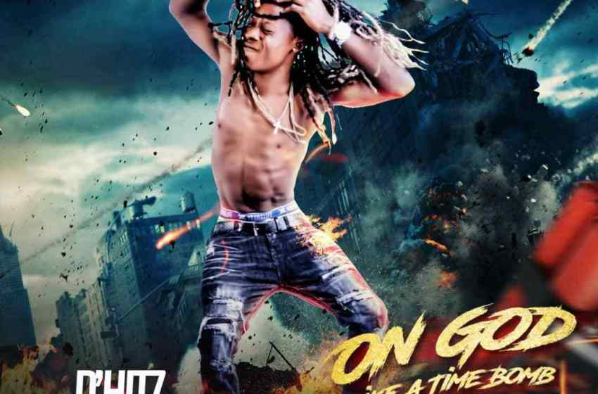 Dhitz – On GOD Like A Time Bomb