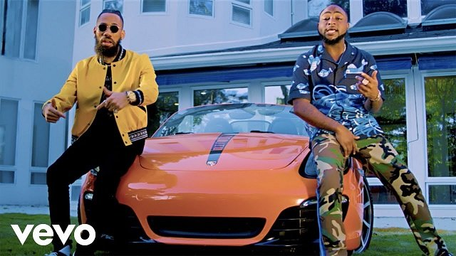 VIDEO : Phyno ft Davido – Ride For You [DOWNLOAD]