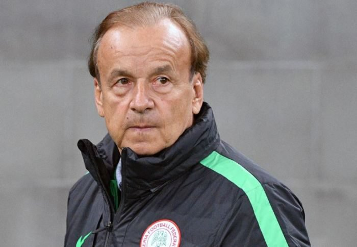 Manager Rohr Sends Message To Our Super Eagles Ahead Of Brazil Clash