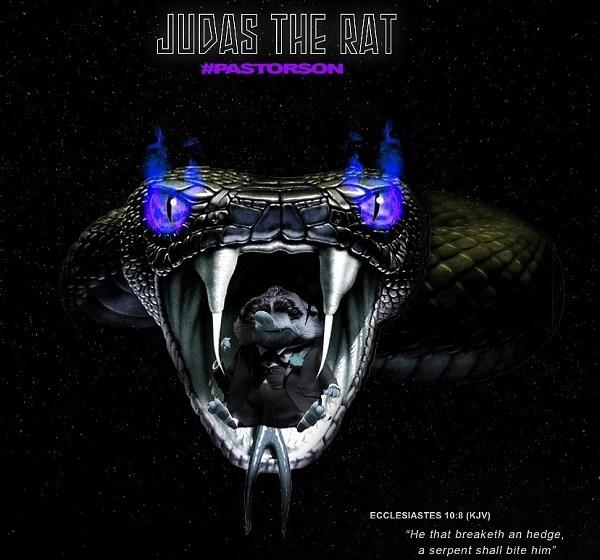 DOWNLOAD : Vector – Judas The Rat (M.I Abaga Diss) [MP3]