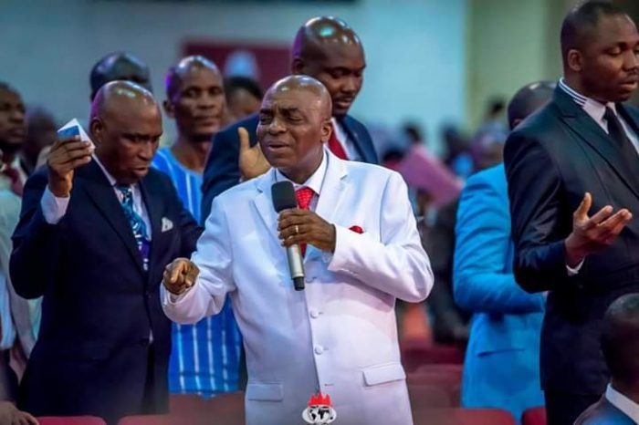 US Embassy Denies Bishop Oyedepo Visa