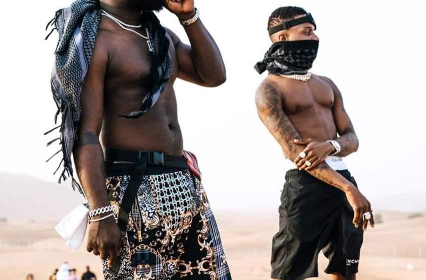 AUDIO : Wizkid X Blaq Jerzee – Arizona