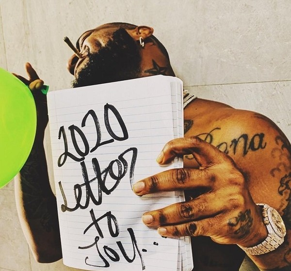 AUDIO : Davido – 2020 Letter To You