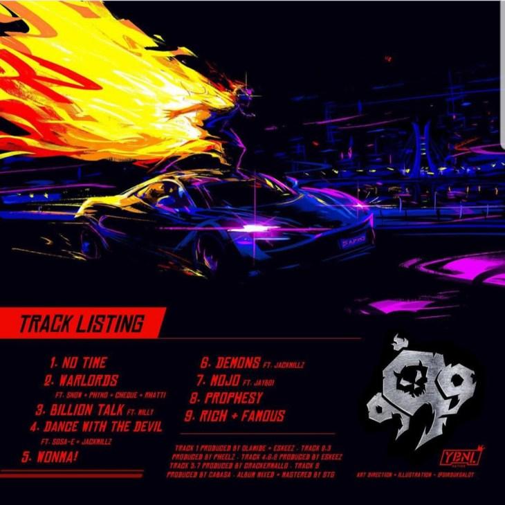 FULL ALBUM : Olamide - 999