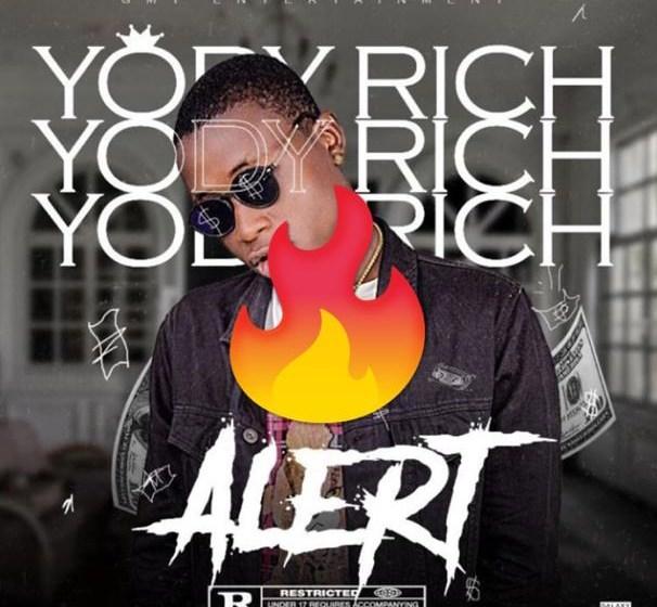AUDIO : Yoddy Rich – Alert
