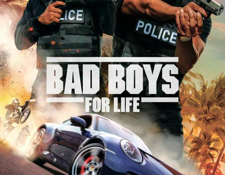 MOVIE : Bad Boys for Life (2020)
