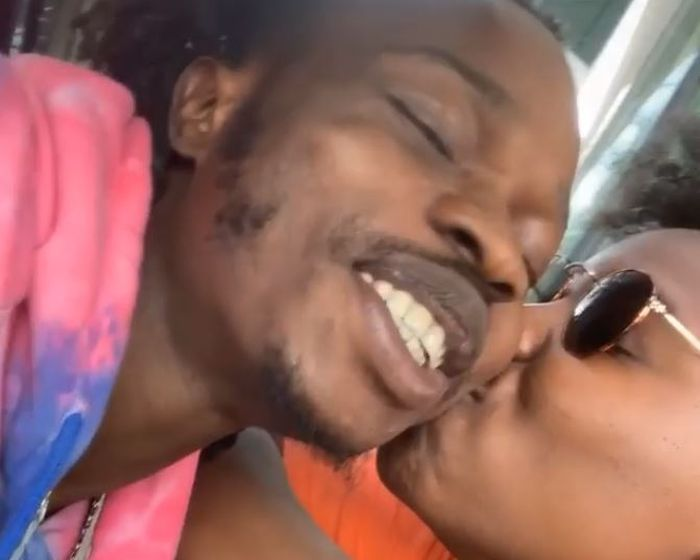 Teni and Naira Marley Love up – Tags their wedding #TenNaira2020 [VIDEO]