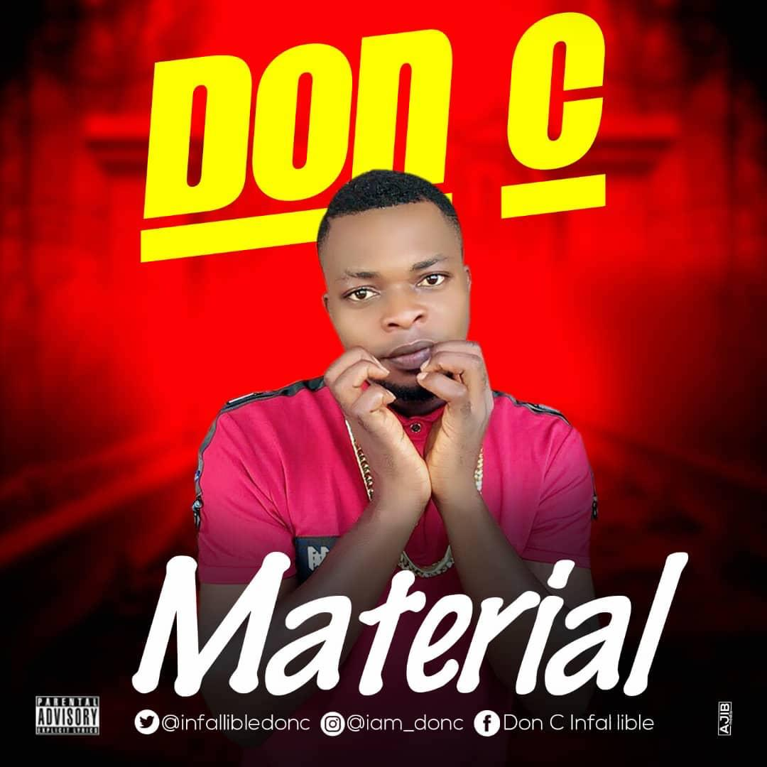 AUDIO : Don C – Material