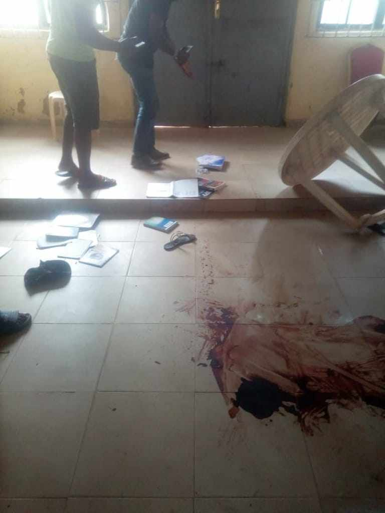 #JusticeForUwa : UNIBEN student r*ped and murdered in RCCG Church