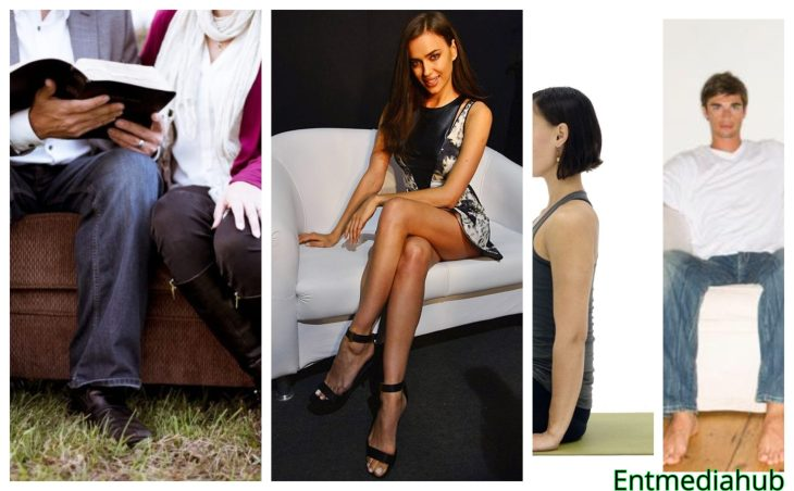 Checkout what your sitting position says about you