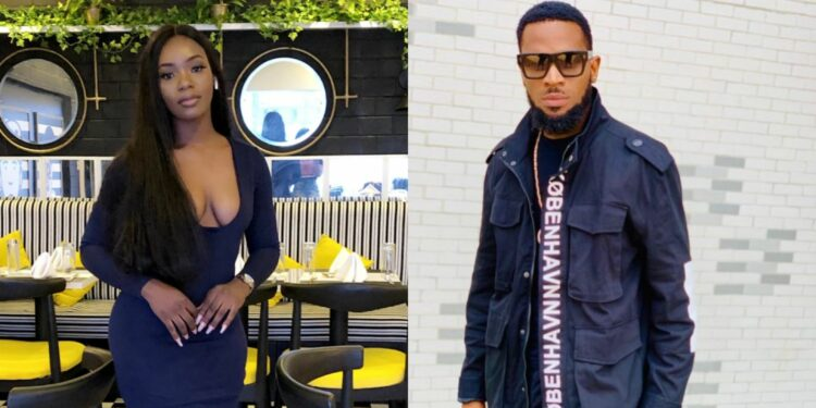 Lady who accused D'banj of rape arrested by Lagos police