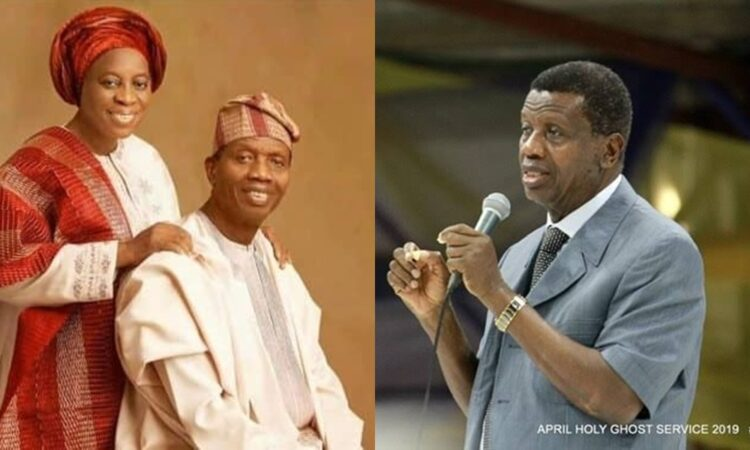 I will kill you if you mess around with my wife-Pastor Adeboye