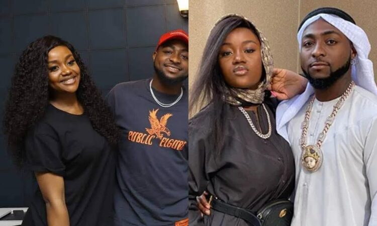 Davido and his fiancee Chioma Rowland have reportedly called it quit- Read full detail