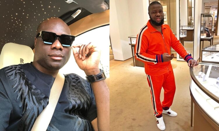 """Never mock anyone cause you don't know tomorrow"" – Mompha reacts to Hushpuppi's arrest"