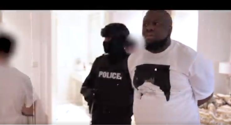 Video of how Hushpuppi & Gang was taken down
