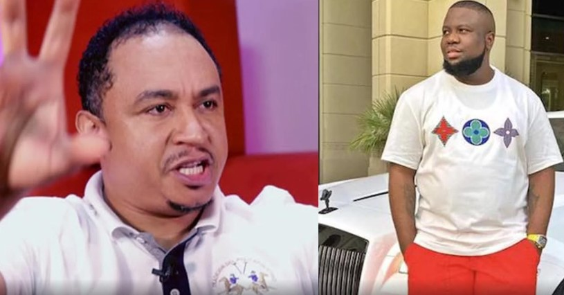 Don't judge me or Hushpuppi- Daddy freeze react to allegation against him and criticism against huspuppi