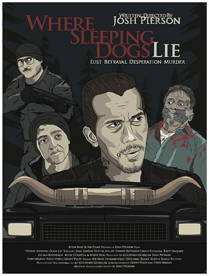 MOVIE : Where Sleeping Dogs Lie (2019)