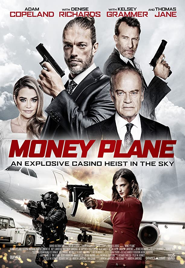 MOVIE : Money Plane (2020)