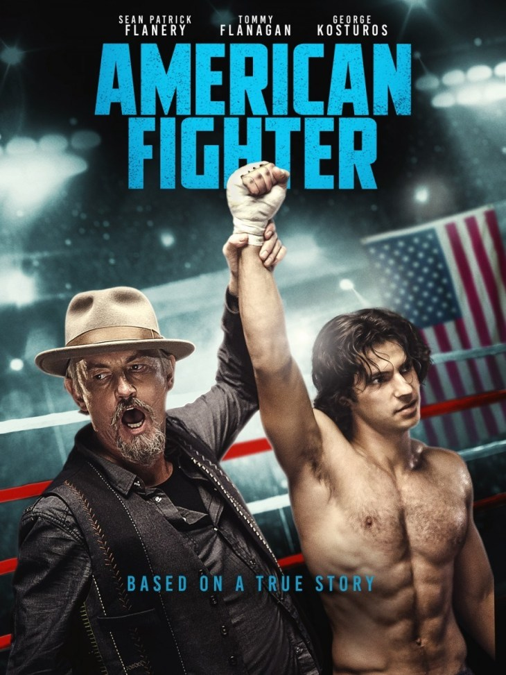 MOVIE : American Fighter