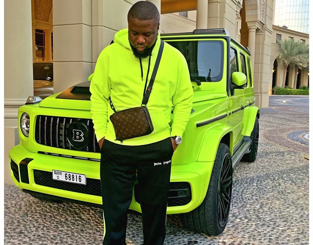 Hushpuppi appears in court – He almost scammed an EPL Club £100m