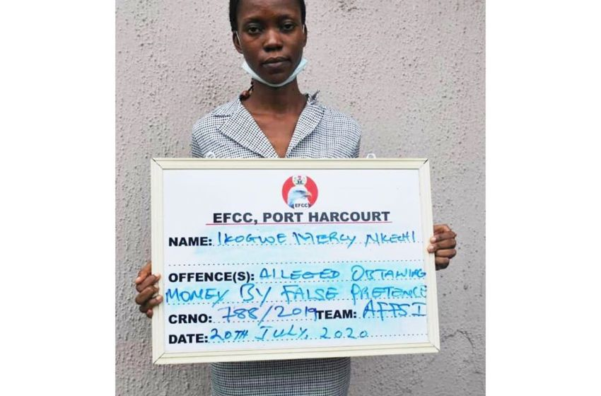 Lady scam people off N179m – spends 1m on tithe & 139m on sport bet