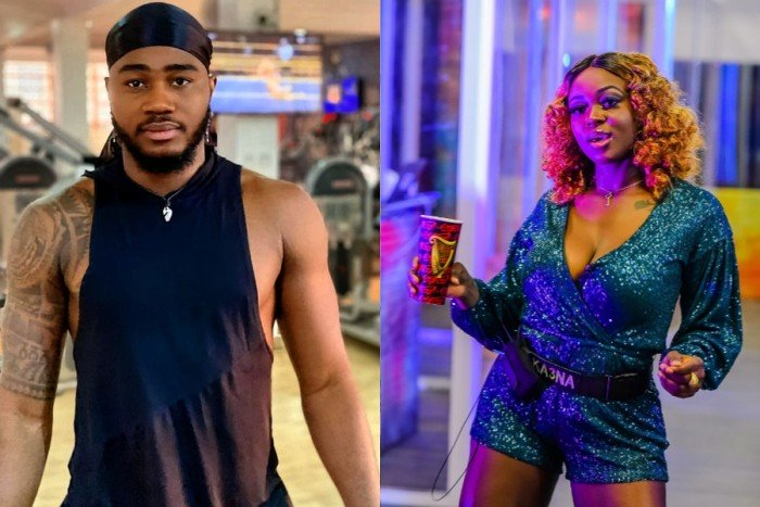 """#Bbnaija2020:""""We Did It And It Is Normal"""" – Ka3na Tells Lucy And Dora About Knacking Praise"""