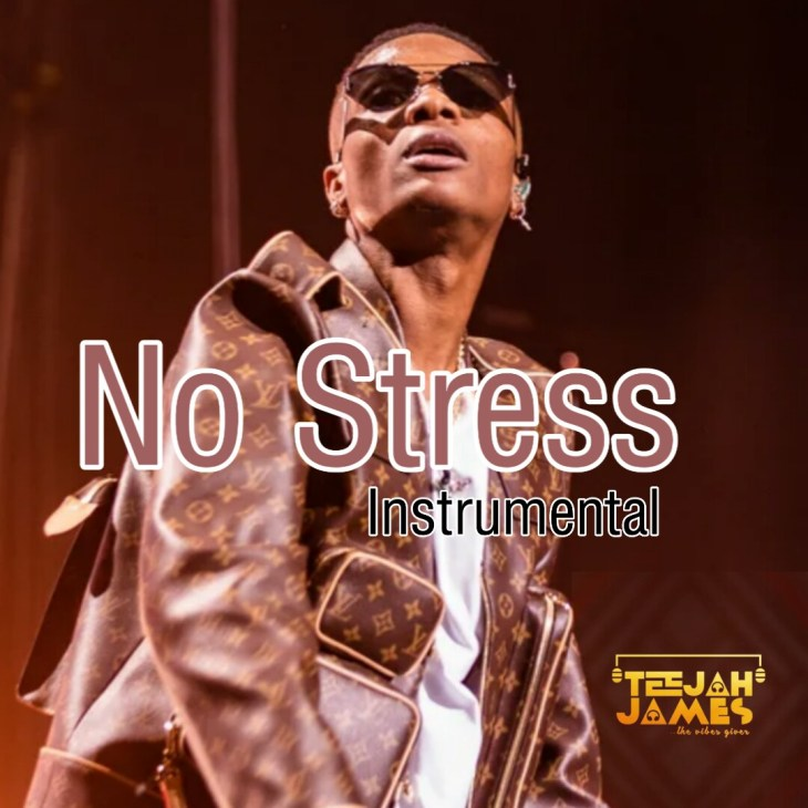 INSTRUMENTAL Wizkid - No Stress