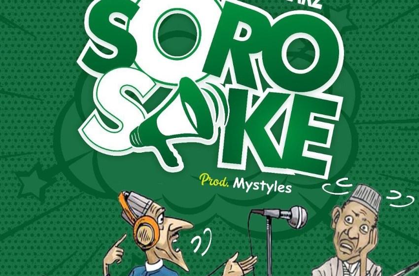 AUDIO : Candy Bleakz – Soro Soke