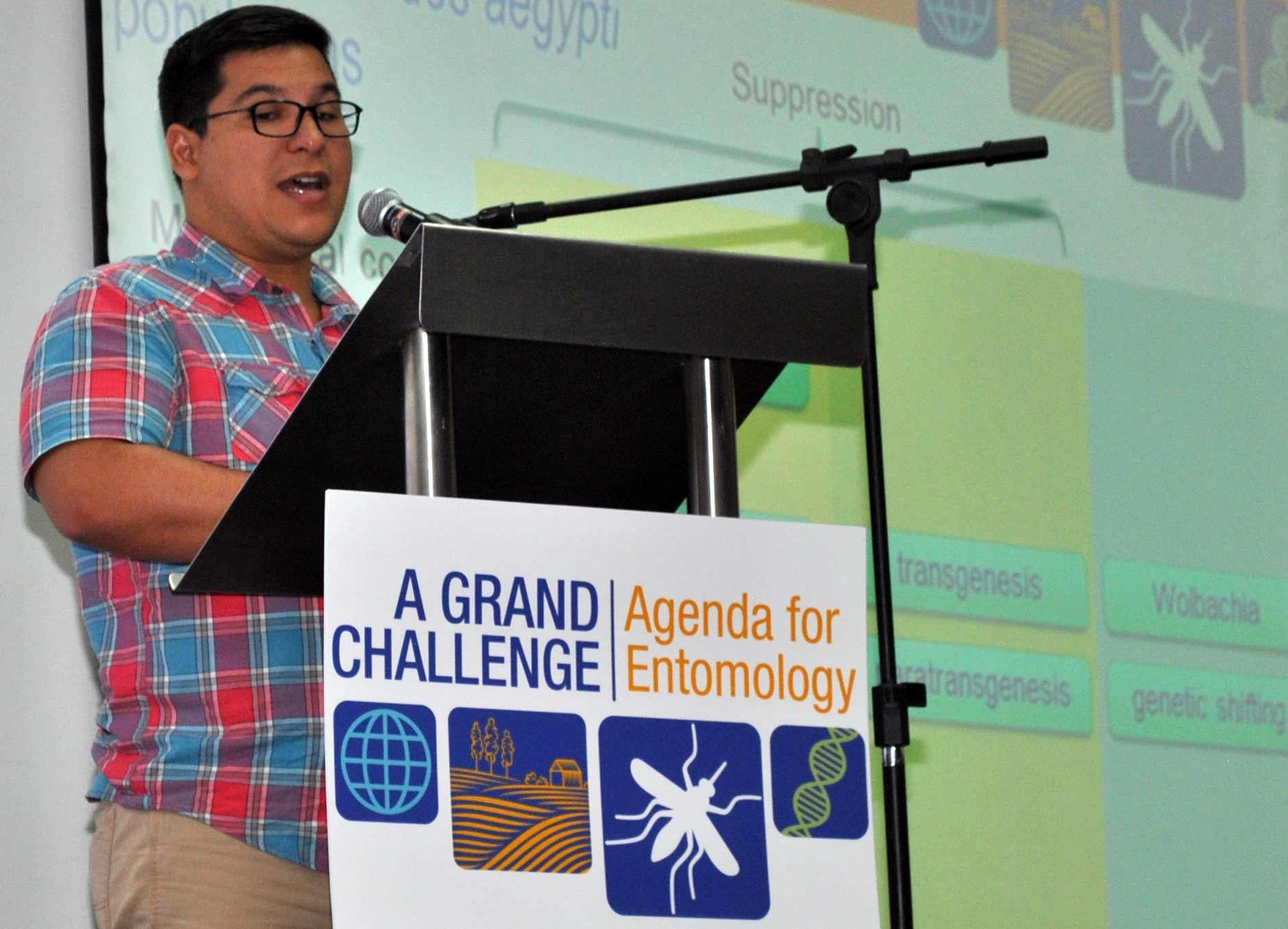 Dr. Ademir Martins, Instituto Oswaldo Cruz.