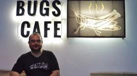 Bugs Cafe, David Blouzard