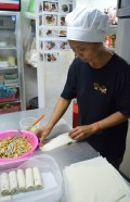 Bugs Cafe: Sous Chef Preparing Ant Spring Rolls