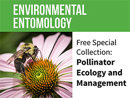 Environmental Entomology: Pollinator Ecology and Management