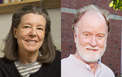 Sydney Cameron, Ph.D., and Jim Whitfield, Ph.D.
