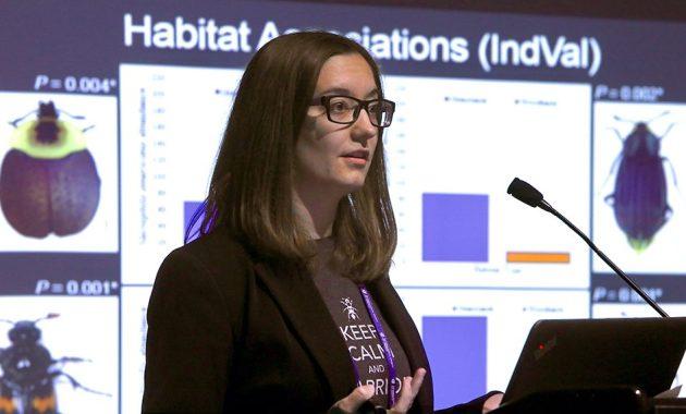 Entomology 2017 presenter