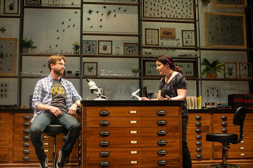 Scenes from An Entomologist's Love Story