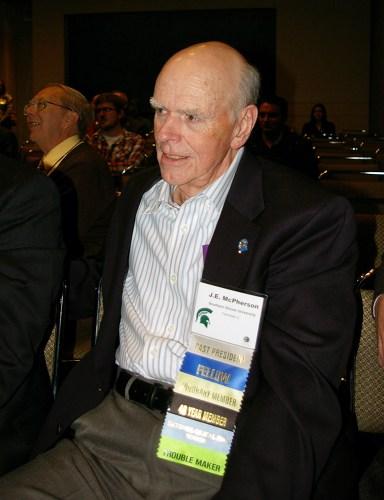 Jay McPherson, Ph.D.