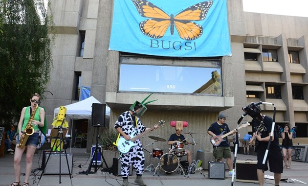 UC David Entomology Band