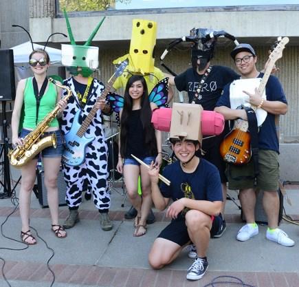 UC Davis Entomology Band