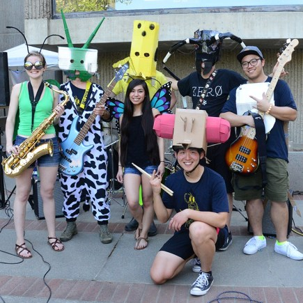 UC Davis Entomology Band
